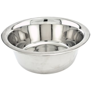 Economy Stainless Steel Dish 3qt-