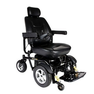 Drive Medical Trident HD Heavy-duty Power Chair - Black