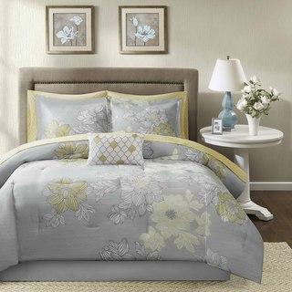 The Gray Barn Sleeping Hills 9-Piece Comforter and Sheet Set