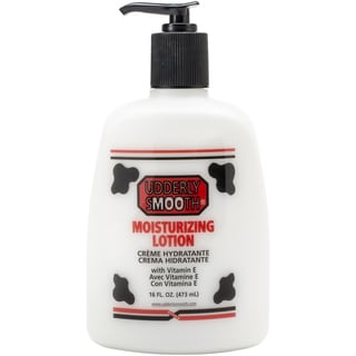 Udderly Smooth Moisturizing Lotion W/Vitamin E-16oz Bottle