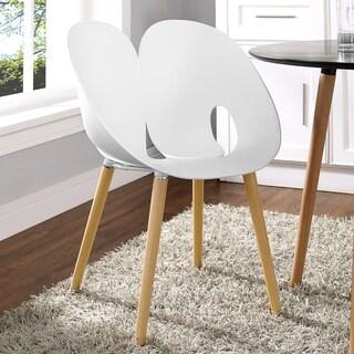 Envelope Plastic Dining Chair