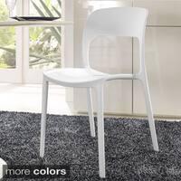 Porch & Den Silver Lake Avenel Plastic Dining Chair