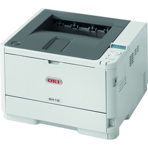 Oki B412dn LED Printer - Monochrome