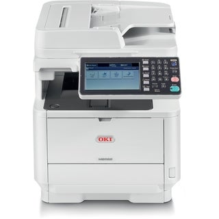 Oki MB562W LED Multifunction Printer - Monochrome - Plain Paper Print