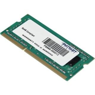 Patriot Memory Signature 4GB DDR3 SDRAM Memory Module