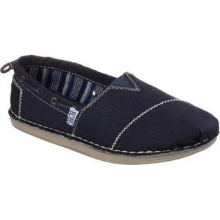 Women's Skechers BOBS Chill Rowboat Navy