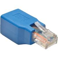 Tripp Lite Cisco Serial Console Rollover RJ45 M/F Adapter