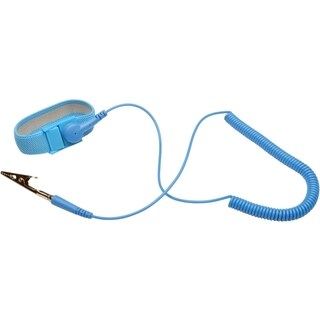 Tripp Lite ESD Anti-Static Wrist Strap Band with Grounding Wire