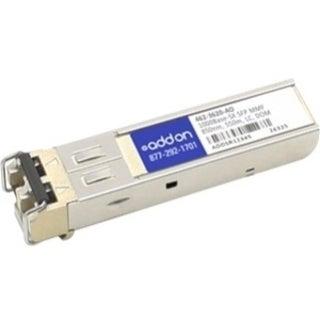 AddOn Dell 462-3620 Compatible TAA Compliant 1000Base-SX SFP Transcei