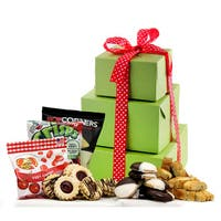 Happy New Years! Gluten Free Gift Tower, Large