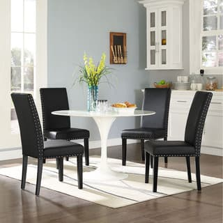 White Dining Room & Kitchen Chairs For Less   Overstock.com