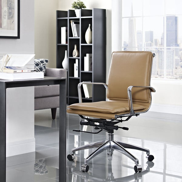 Shop Modway Sage Mid Back Office Chair Free Shipping