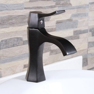 Elimax's Orb Oil Rubbed Bronze Waterfall Faucet