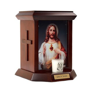 The Official Vatican Foundation Sacred Heart I Urn