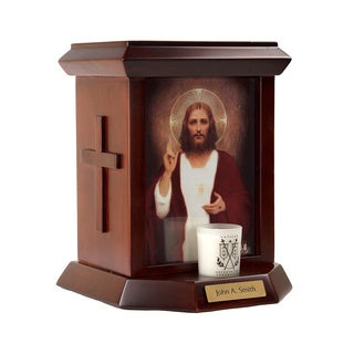The Official Vatican Foundation Sacred Heart II Urn