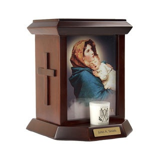 Official Vatican Foundation Madonna of the Streets Urn