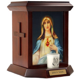 The Official Vatican Observatory Foundation Immaculate Heart I Urn