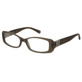 Coach Women's Savannah Rectangular Optical Frames