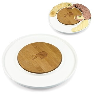 Picnic Time NFL AFC Teams Island Cutting Board and Serving Tray