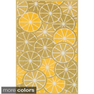 Maddy Citrus Rug (2'5 x 3'9)