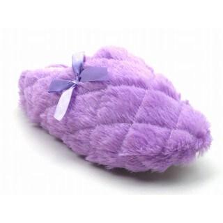 Blue Women's 'Momo Lance' Faux Fur Slippers