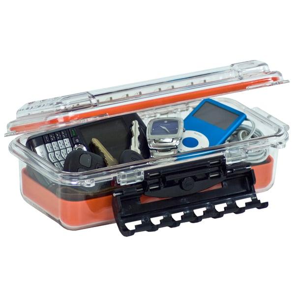 Plano Orange Small Poly Waterproof Case
