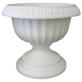 Bloem White Grecian Urn (2 options available)