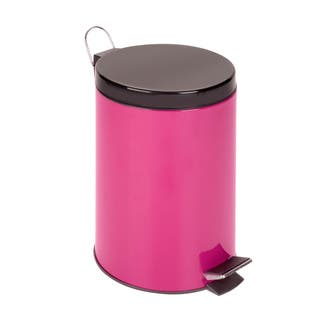 12-Liter Round Step Can, Magenta https://ak1.ostkcdn.com/images/products/9739790/P16914128.jpg?impolicy=medium