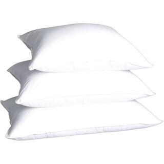 Capri Medium Density White Down Pillow
