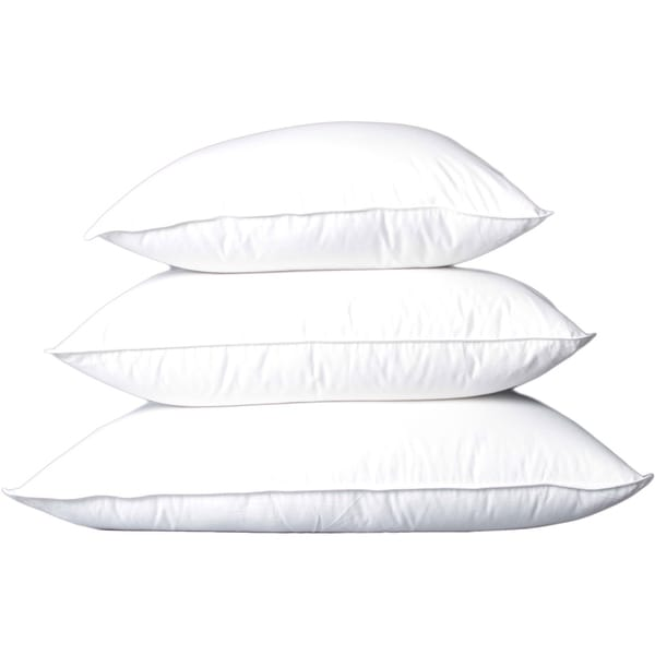 Amalfi Snow Down Soft Density Pillow