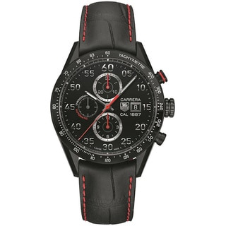 Link to Tag Heuer Men's CAR2A80.FC6237 Carrera 1887 Watch Similar Items in Men's Watches