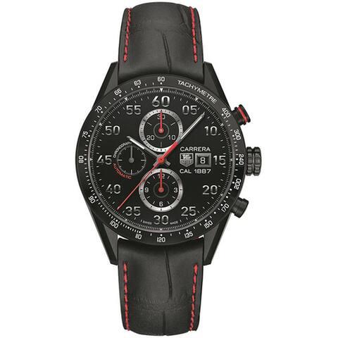 Tag Heuer Men's CAR2A80.FC6237 Carrera 1887 Watch