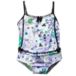 Azul Swimwear Infant Girls' 'Sassy Does It' One Piece