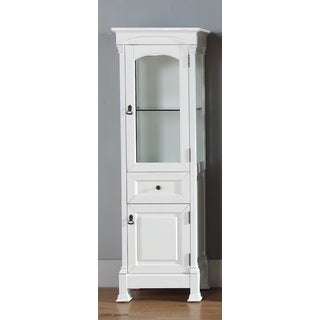 Brookfield 65 inch Linen Cabinet. Linen Tower Bathroom Cabinets  amp  Storage   Shop The Best Deals For