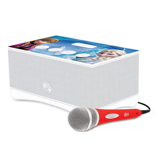 Frozen Nabi Karaoke Box Bundle