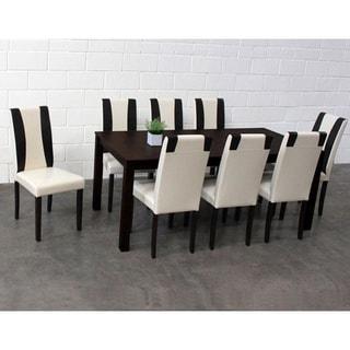 Warehouse of Tiffany Savana 9-piece Dining Set