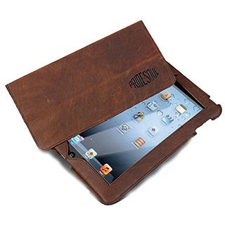 Pride and Soul Slade Leather Tablet Cover for iPad/ iPad 2/ iPad 3