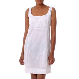 Handmade Cotton 'Celebration' Dress (India)