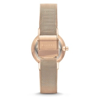 Skagen Women's Ancher SKW2197 Rose Gold Stainless-Steel Quartz Watch