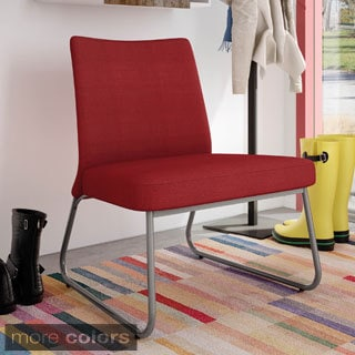 Amisco District Metal Accent Chair