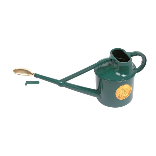 Haws English Garden Deluxe 1 8 Gallon Plastic Watering Can