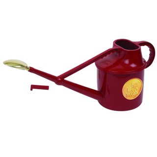 Haws English Garden Deluxe 1.8 Gallon Plastic Watering Can