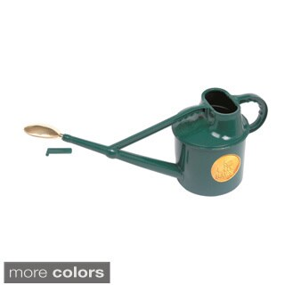 Haws English Garden Deluxe 1.8 Gallon Plastic Watering Can (Option: Green)