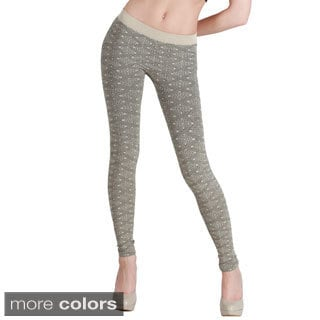 Nikibiki Geo Craze Ankle Length Leggings