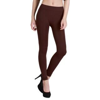 Nikibiki Women's Plain Jersey Ankle Length Leggings (More options available)