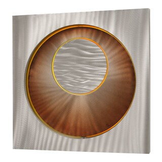 Nova Lighting Boundless Battery Steel Wall Art