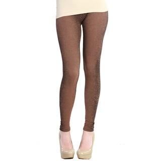 Nikibiki Women's Snake Skin Ankle Length Leggings (2 options available)