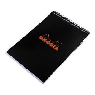 Rhodia No.16 Top Wirebound Graph Paper Notebook