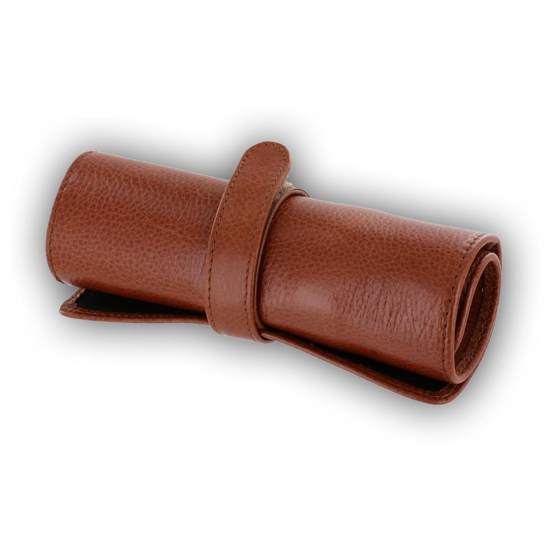 Aston Leathers Aston New York Genuine Leather 5-pen Roll ...