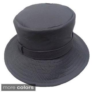 Crushable Travel Bucket Rain Hat